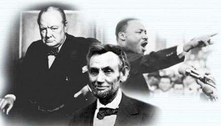 Líderes famosos.Artigo Dr. Travis Bradberry